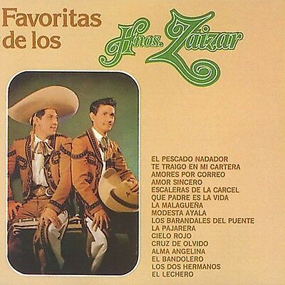 Los Hermanos Zaizar, - Favoritas de los Hermanos Zaizar [New CD]
