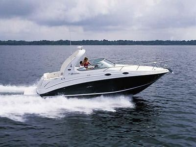 2006 Sea Ray 280 Sundancer. Gorgeous boat. Lots of room!