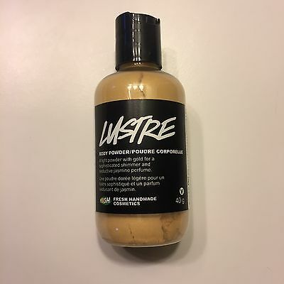 Lush Lustre Dusting Powder - Lust Scented Rare, Discontinued - Only One On eBay