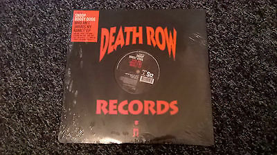 "Snoop Doggy Dogg Who Am I (Whats My Name) Ep 12"" Death Row Records Vinyl New"