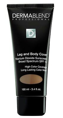 DERMABLEND Leg and Body Cover SPF 15 SUNTAN, 3.4 oz.