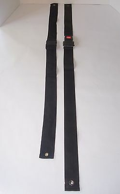 """TuffCare Challenger Folding Wheelchair 44"""" OR 48.5"""" Buckle Seat Belt Strap"""
