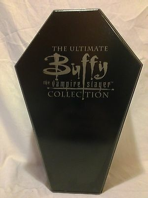 Buffy the Vampire Slayer Ultimate Card Collection limited 464/2500 Coffin new