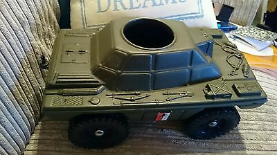 Cherilea tank vintage 1970's,  action men