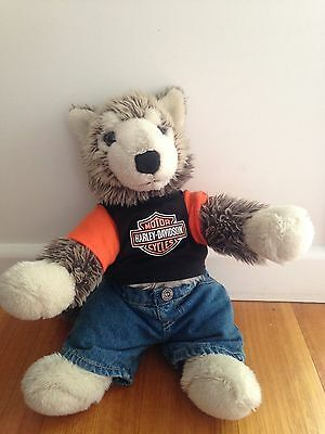 Build-A-Bear Denim Jeans and 2 T-Shirts