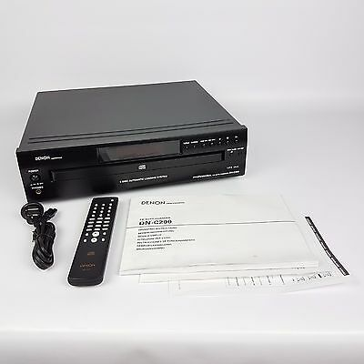 Denon DN-C200 Professional 5 Disc Changer Player   HIGH QUALITY   FAST POST