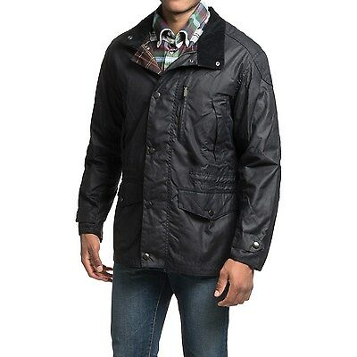 BARBOUR Summer Trapper Waxed Cotton Jacket