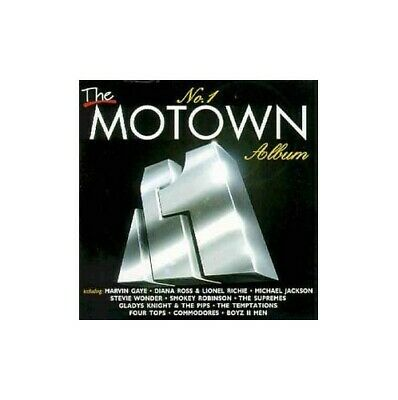 Various Artists - The NO:1 Motown Album - Various Artists CD GOVG The Cheap Fast