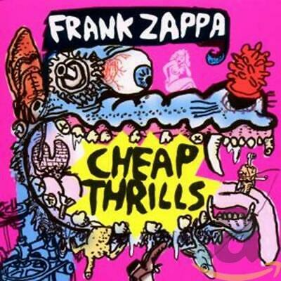 Frank Zappa - Cheap Thrills - Frank Zappa CD 5UVG The Cheap Fast Free Post The