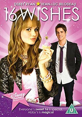 16 Wishes [DVD] - DVD  UGVG The Cheap Fast Free Post