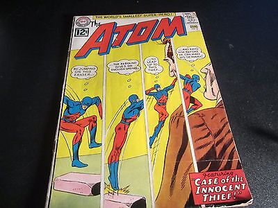 The Atom #4! Original Series!!! See My Others !!!!