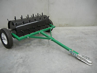 "Hayes Tow Behind Atv Aerator 4Ft3"" - (Quad Bike)"