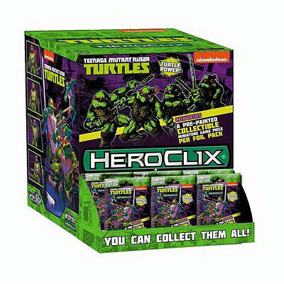 Heroclix TMNT Gravity Feed Pack