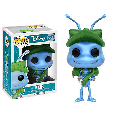 Funko POP! Disney - A Bug's Life Vinyl Figure - FLIK - New in Box