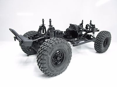 Axial 1/10 SCX10 4WD Rock Crawler Rolling Chassis Car (Falken Jeep Edition) OZRC