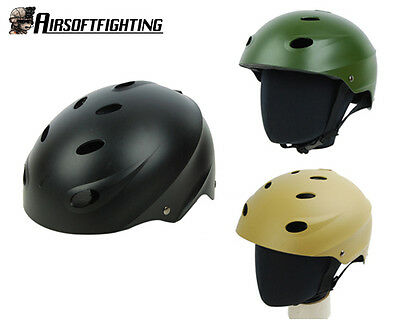 Airsoft Tactical Paintball US Army Special Air Force Bicycle Helmet Outdoor