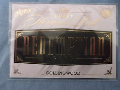 2016 Select Future Force Draft Honour Roll Redemption Collingwood Dhrr4 #66