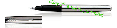 Parker Frontier Stainless Steel CT Roller Ball Pen Limited Edt Leadership Series