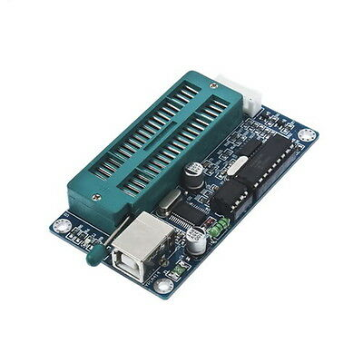 PIC USB Automatic Programming Develop Microcontroller Programmer K150 ICSP ZX