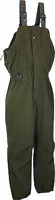 Jack Pyke Maxim Bib & Brace Trousers Waterproof Thermal Plain Olive Green