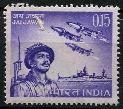 India 1966 SG#527 Armed Forces MNH #D39194