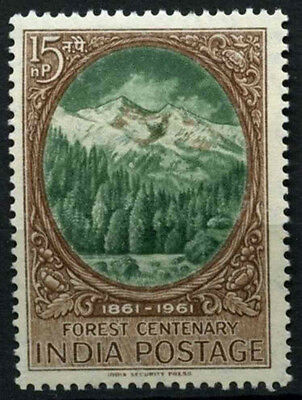 India 1961 SG#445 Scientific Forestry MNH #D39216