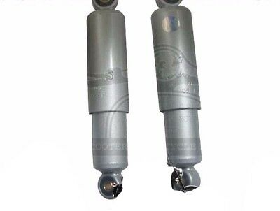 New Lambretta  Li Gp Sx Tv Dl Front  Shock Absorber Shocker Damper Pair Grey