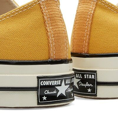 Converse Chuck Taylor All Star Low 1970s Sunflower Yellow Triple Star 151229C