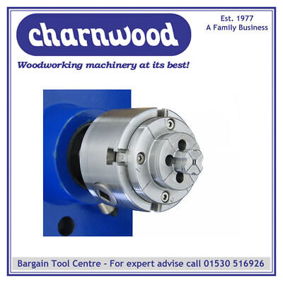 Charnwood V2SJStepped Jaws for Viper2 Chuck