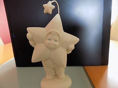 Snow Babies Department 56 Collectible Figurine Ornament, Christmas Decoration