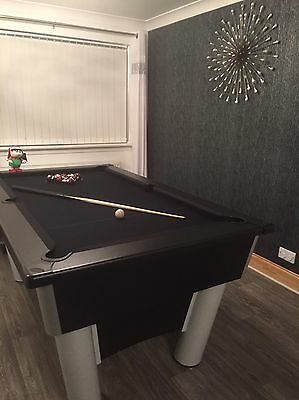 6ft Pro Pool Table Brand New