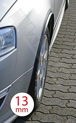 Fender Flares Rubber Wheel Arch Arches Trim Extensions 13 mm Universal