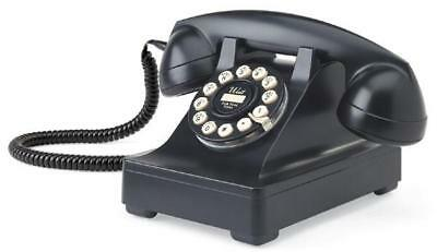 Classic Series 302 Desk Telephone in Black by Wild & Wolf