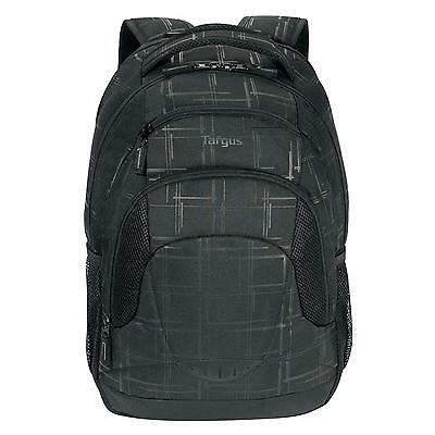 "Targus Matrix Sport Black Notebook Carrying Backpack Fits Up To 16"" Laptops"