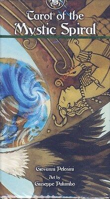 NEW Tarot of the Mystic Spiral Deck Cards Lo Scarabeo