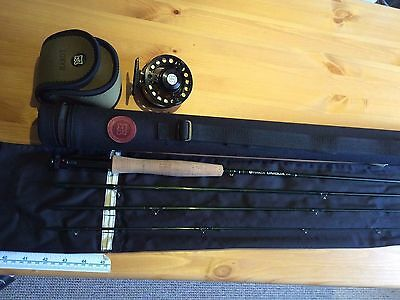 Hardy Fly Fishing Outfit Immaculate Condition Great Xmas Present