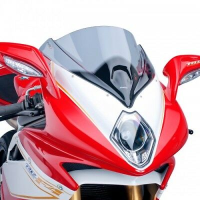 Puig Scheibe Racing wind screen klar MV Agusta F4 1000 RR 2010-2013