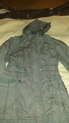 girls coat aged 11-12 years great condition