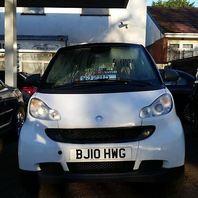 2010 Smart Fortwo Coupe Pulse Mhd 1