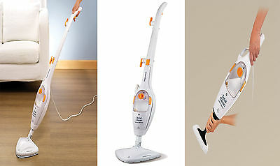 Morphy Richards 720024 13 in 1 Total Clean Steam Mop New