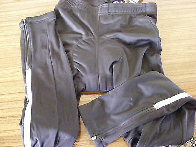 CRANE padded cycling pants/leggings size S waist 28/30 BNWT