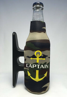 Cleatus Cups Camo Cleatus Bottle Cooler Captain Anchor Mermade in America