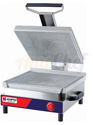 New Commercial Professional Panini Grill, Press,16 Sandwiches, ETL Listed, SSGE