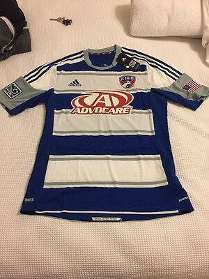 FC Dallas Formotion Player Issue Version Home Shirt Large BNWT