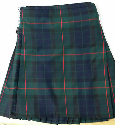 Gunn Modern 8 Yard Wool  Kilt Only Ex Hire £99 A1 Condition Large Stock Hurry