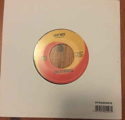 """The Strokes   The Modern Age 500 Only 7"""" Vinyl"""