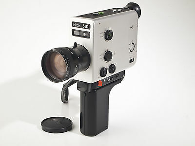 Nizo 561 -  Super 8 Movie Camera - Variogon 1.8 / 7-56mm - tested - exc.