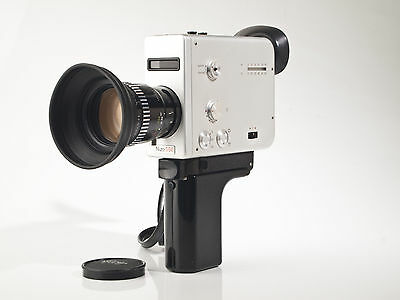 Nizo S56 -  Super 8 Movie Camera - Variogon 1.8 / 7-56mm - tested - exc.
