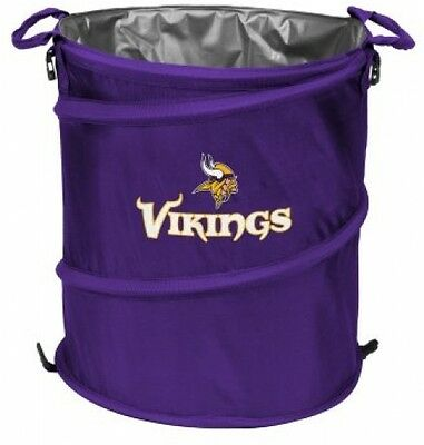 Minnesota Vikings Collapsible 3-in-1Logo Chair, Inc.
