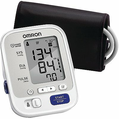 Blood Pressure Monitor Upper Arm Omron Upper Arm Cuff Series 5 Standard or Large